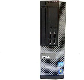 Dell Optiplex 9010 SFF Desktop PC i5 12/16GB RAM 120/240/480GB SSD Window 10 Pro(Renewed)