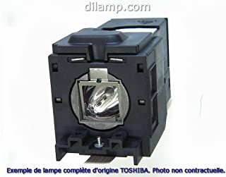 Replacement for Toshiba Xw2200lamp Lamp /& Housing Projector Tv Lamp Bulb by Technical Precision