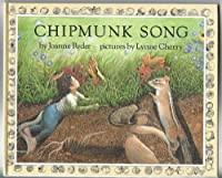 Chipmunk Song 0525671919 Book Cover