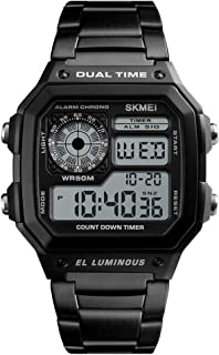 prezzo competitivo 705f2 8eb9c Amazon.it: SKMEI: Orologi