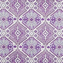 Best purple ikat fabric by the yard Reviews
