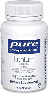 Best lithium orotate cvs Reviews