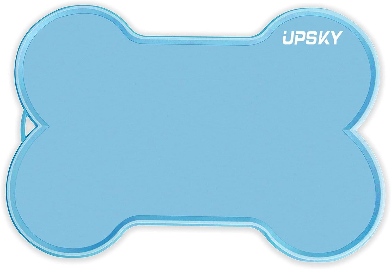 UPSKY Dog Cat Food Mat Large 22