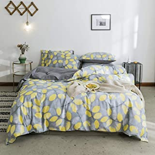 Best grey and yellow bedding Reviews