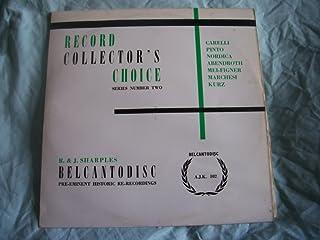 AJK 102 VARIOUS Record Collectors Choice 2 LP