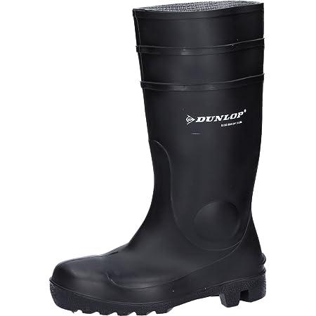 Dunlop Protective Footwear Dunlop Protomastor142PP, Safety Boots Unisex Adults, Black (Black), 6