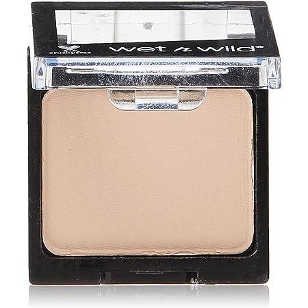 Wet n Wild - Color Icon Eyeshadow Single - Sombra de Ojos Profesional Hiperpigmentada, Fórmula de Larga Duración, Colores Intensos - Vegan - Color Rosa Polvo
