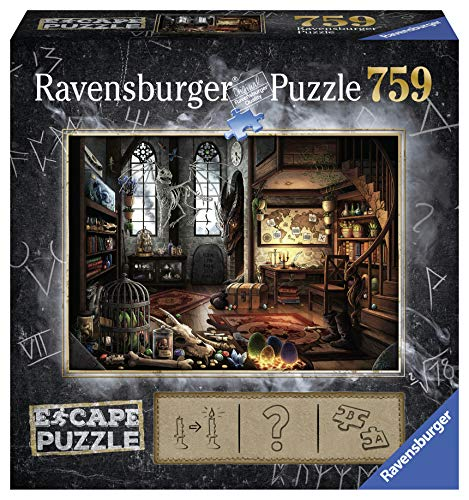 Ravensburger 199600 Puzzel Escape 5 Dragon - 759 Stukjes