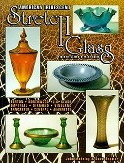 American Iridescent Stretch Glass: Identification & Value Guide, Fenton, Northwood, U.S. Glass, Imperial, Diamond, Vineland, Lancaster, Central, Jeannette