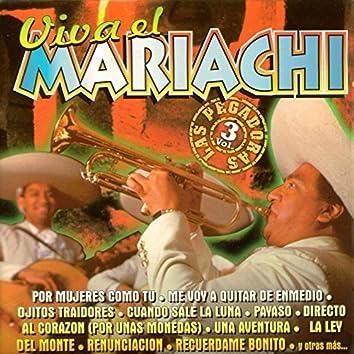 Viva el Mariachi las Pegadora, Vol. 3