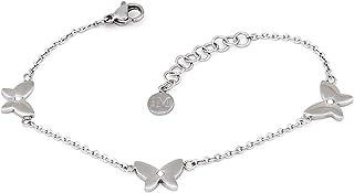 MORELLATO Women Stainless Steel Charm Bracelet - SAHM12