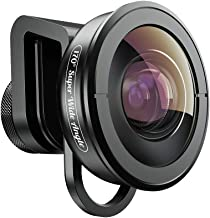 Apexel 170°Super Wide Angle Lens for iPhone,Pixel,and Samsung Galaxy Camera Phones