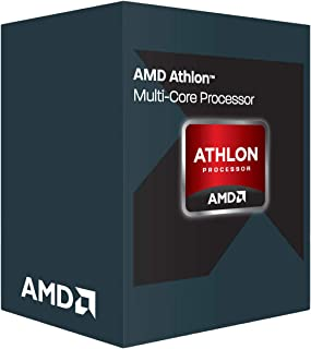 AMD X4 950 3.5GHz 2MB L2 Caja - Procesador (AMD Athlon X4, 3,5 GHz, Socket AM4, PC, 28 NM, 64 bits)