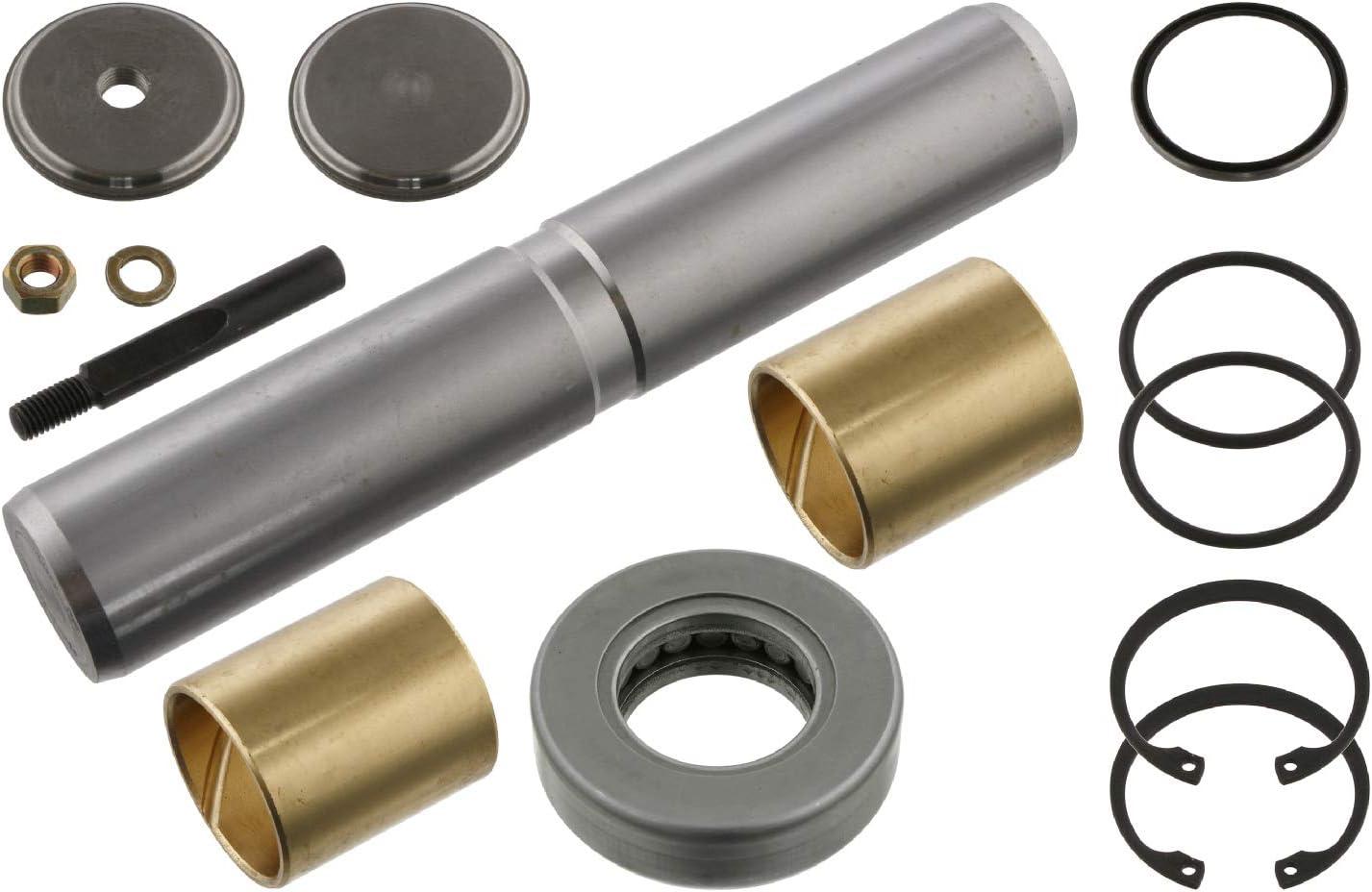 febi bilstein 04320 King Pin Set thrust set single with High order bearing Large-scale sale