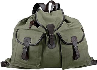 Unbekannt Rucksack Segeltuch Jagd Rucksack - praktisch und Robust - 55x60cm