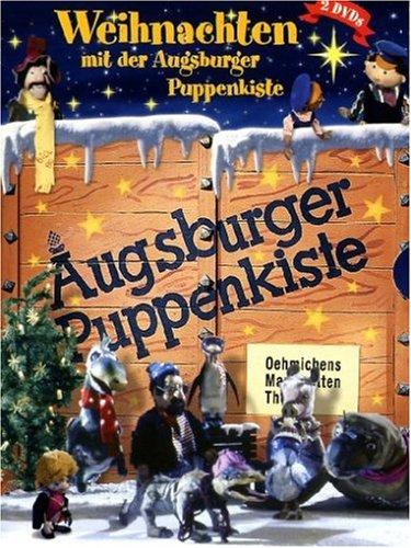 Weihnachten m. d. Augsburger Puppenkiste (2 DVDs)