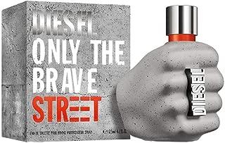 Diesel Diesel Only The Brave Street By Diesel for Men 4.2 Oz Eau De Toilette Spray, 4.2 Ounce
