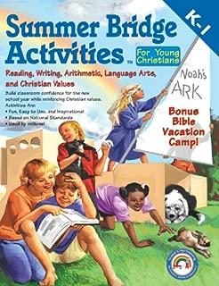 Summer Bridge Activities® for Young Christians, Grades K - 1
