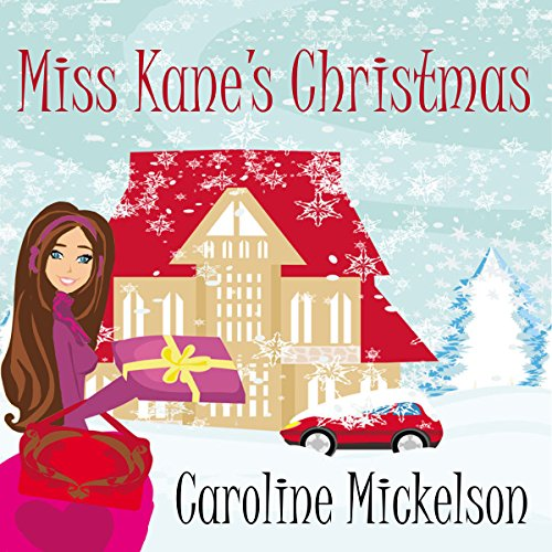 Miss Kane's Christmas audiobook cover art