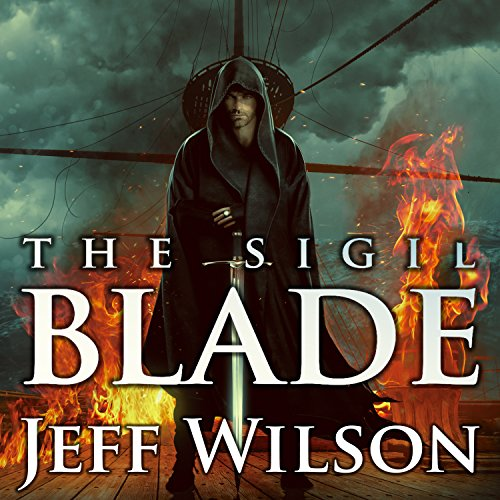 The Sigil Blade audiobook cover art