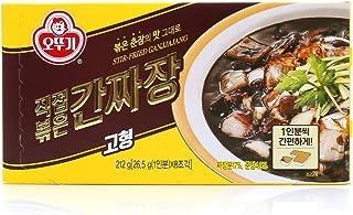 Ottogi Black Bean Paste Sauce Jjajang solid 212g (7.48oz)