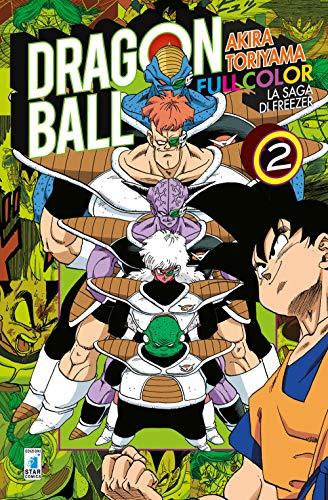 La saga di Freezer. Dragon Ball full color: 2
