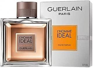 Guerlain L'Homme Ideal Eau De Parfum Spray For Men, 3.3 Ounce