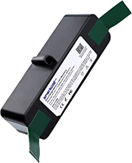 SPARKOLE 14.4V 5200mAh Lithium Ion Battery Compatible with iRobot Roomba 900 800 700 600 500 R3 Series 985 980 960 900 891 890 880 870 860 805 800 790 780 770 760 700 690 675 650 614 600 595 561 500