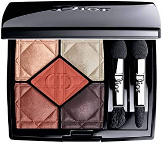 Christian Dior 5 Color High Fidelity Colours And Effects Eyeshadow Palette - 767 Inflame, 6 g