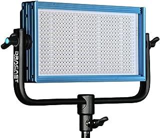 Dracast DRPL-LED500-DV/G LED500 PLUS Series Daylight with V-Mount & Gold Mount Battery Plates (Blue)