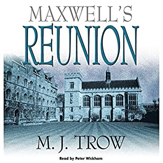 Maxwell's Reunion cover art