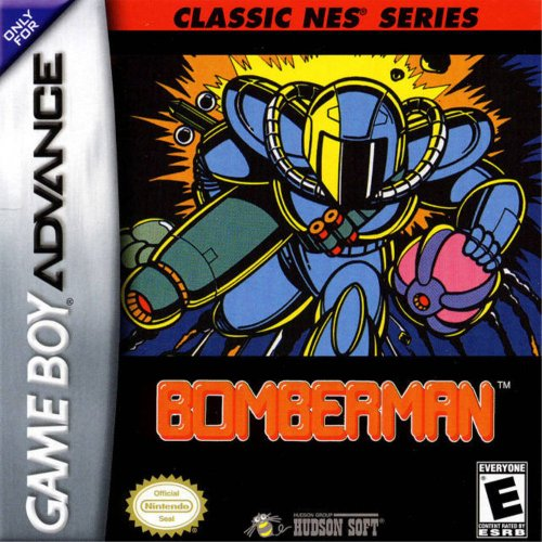 BOMBERMAN NES CLASSIC GBA