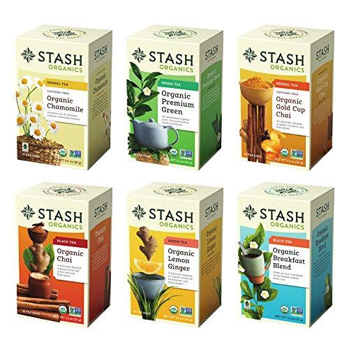 Organic tea product