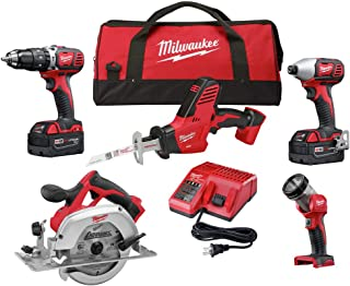 Best milwaukee tool kit m18 Reviews