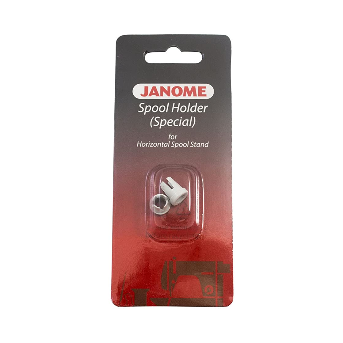 Janome Special Spool Holder for Horizontal Spool Stand