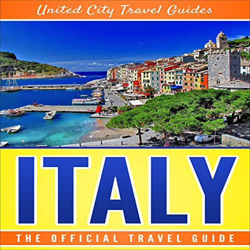 Page de couverture de Italy: The Official Travel Guide