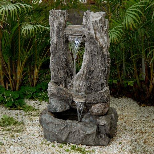 Nova Water Fall Outdoor Fountain