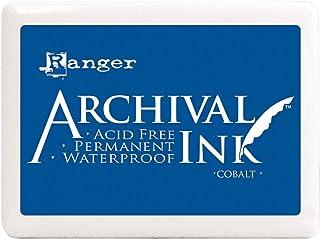 Ranger Archival Jumbo Ink Pad #3-Cobalt