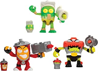 Grossery Gang Action Figures Assorted Series 5 Time Wars - Wave 2