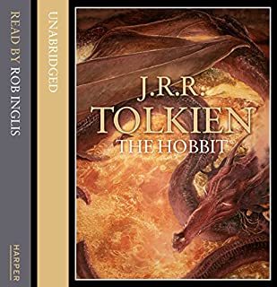 The Hobbit, Part 2                   By:                                                                                                                                 J. R. R. Tolkien                               Narrated by:                                                                                                                                 Rob Inglis                      Length: 6 hrs and 1 min     927 ratings     Overall 4.6