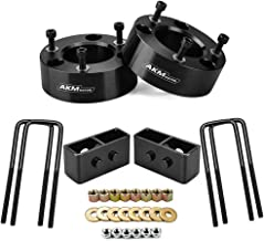 """AKM F150 Lift Kit 3"""" Front and 2"""" Rear Leveling Lift Kit for 2004-2018 Ford F150 4WD 2WD"""