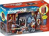 Playmobil 5637 - Ritterschmiede, Aufklapp-Spiel-Box