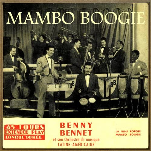 Benny Bennet feat. Orquesta Latina