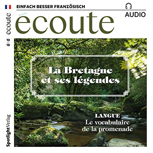 Écoute Audio - La Bretagne et ses légendes. 10/2018     Französisch lernen Audio - Die Bretagne und ihre Legenden              By:                                                                                                                                 div.                               Narrated by:                                                                                                                                 div.                      Length: 59 mins     Not rated yet     Overall 0.0