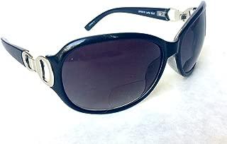 Foster Grant +1.50 Women's BIFOCAL SUNLIGHT READER Sunglasses (429) 100% UVA & UVB Protection + FREE BONUS Cleaning Cloth