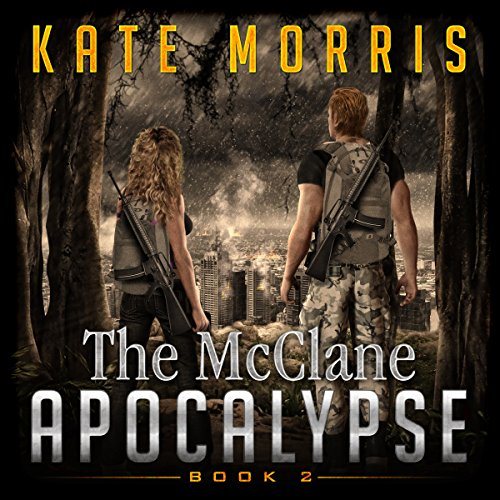 The McClane Apocalypse audiobook cover art