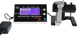 Mechanical Watch Tester Timing Multifunction Timegrapher MTG-1600 Watch Repair tool