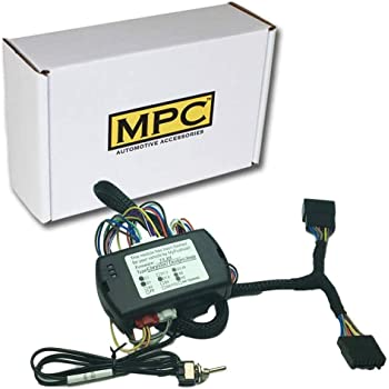 MPC Factory Remote Activated Remote Start Kit for 2018-2019 Jeep Wrangler with T-Harness and FlashLink Updater Push-to-Start