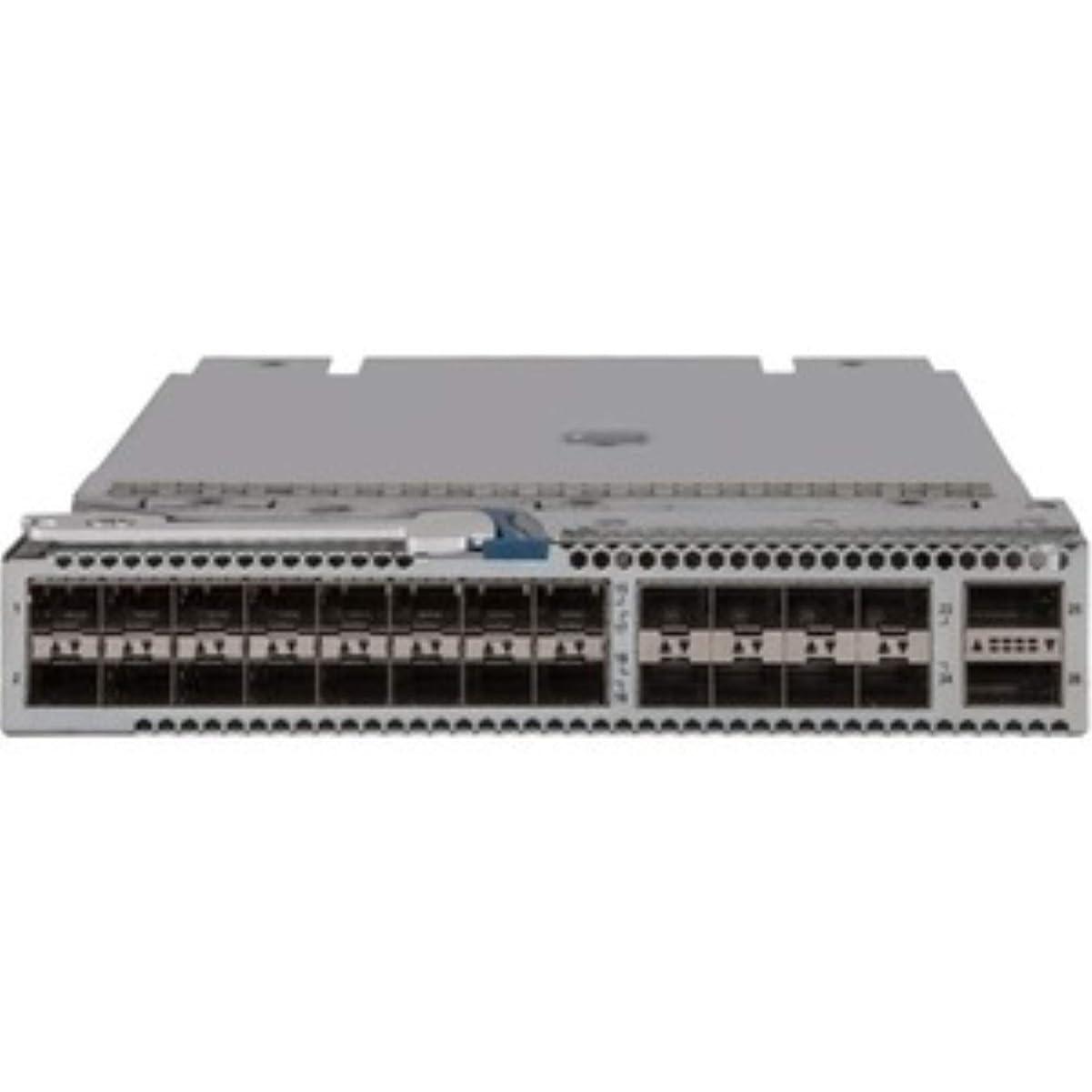バナナ殉教者遠征日本ヒューレットパッカード 5930 24port SFP+ and 2port QSFP+ Module with MACsec JH181A