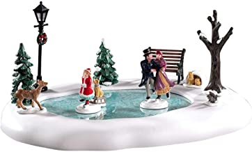 Lemax Village Collection Victorian Skaters #94527